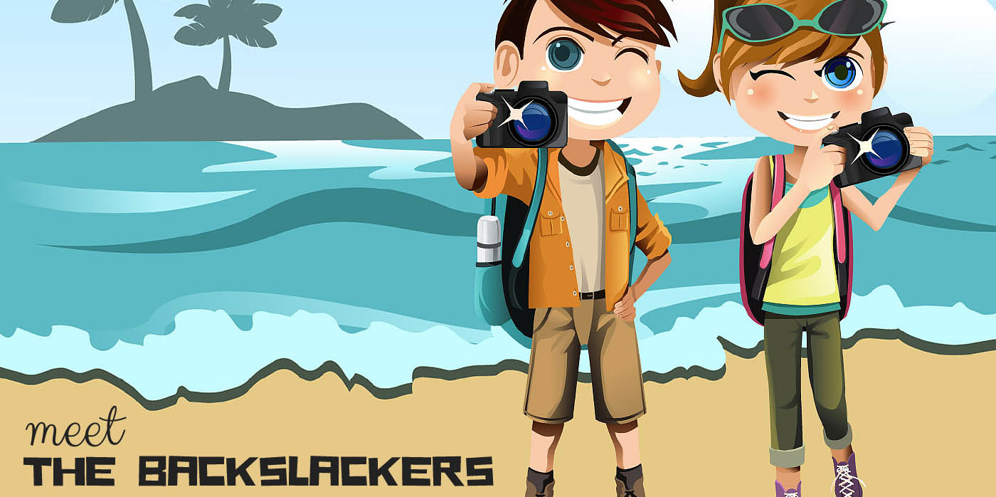 Meet The Backslackers!