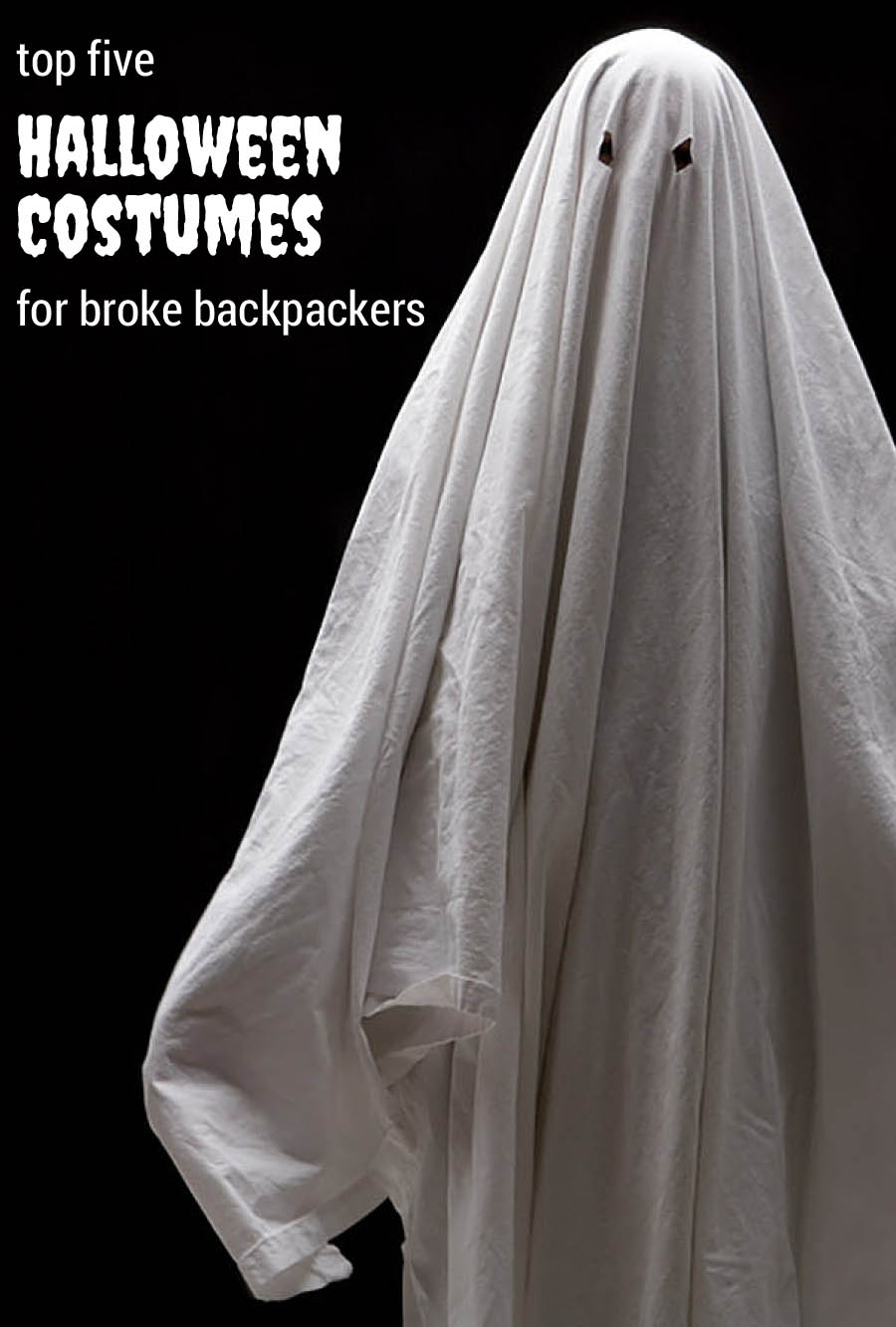 Five Halloween Costumes for Broke Backpackers