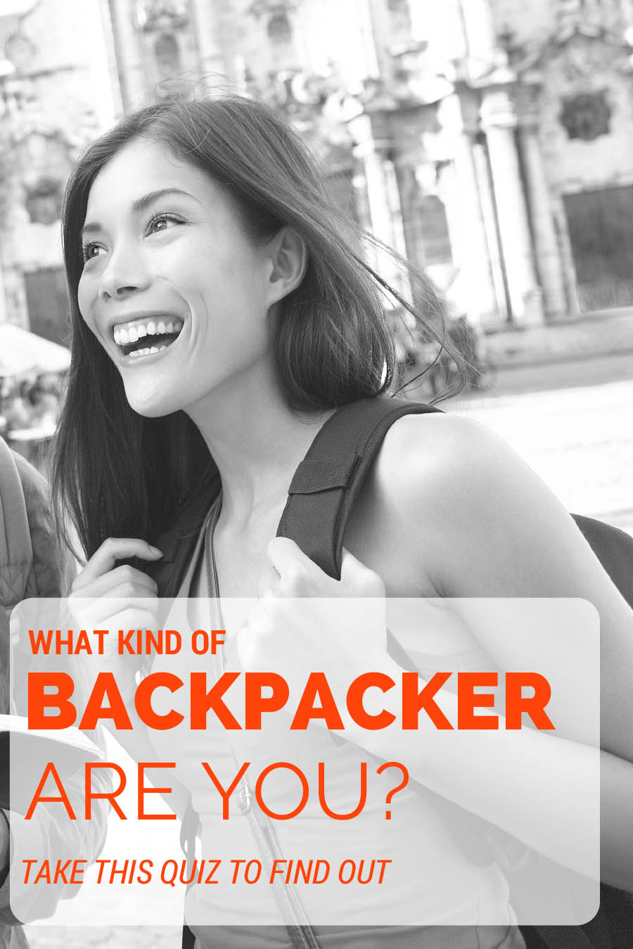 Backpacker Quiz: What Kind of Backpacker Are You?