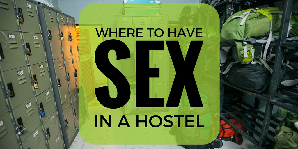 Where to have sex at