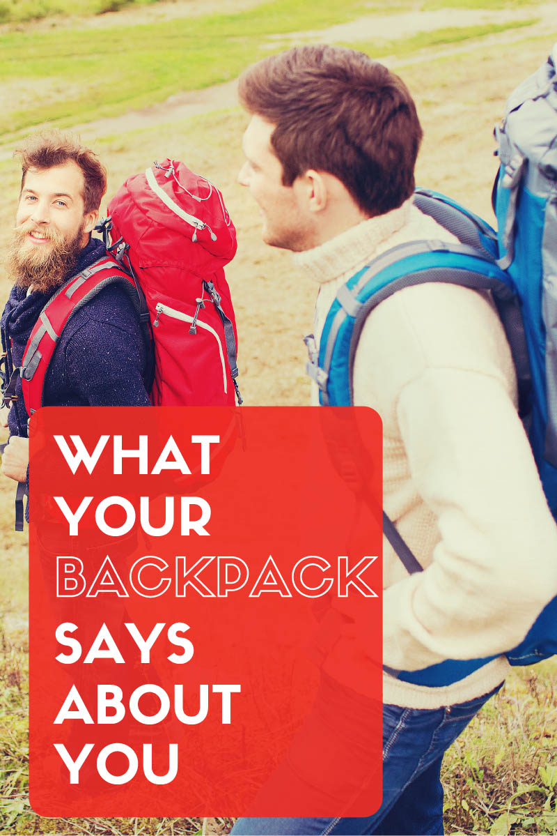 What Your Backpack Says About You