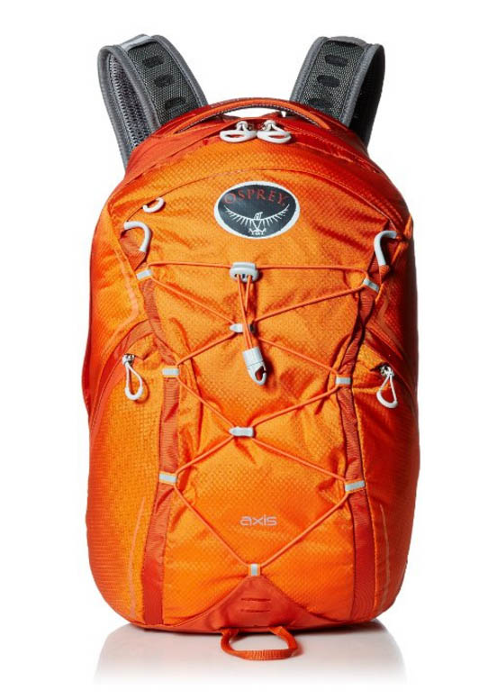 Orange Osprey Daypack