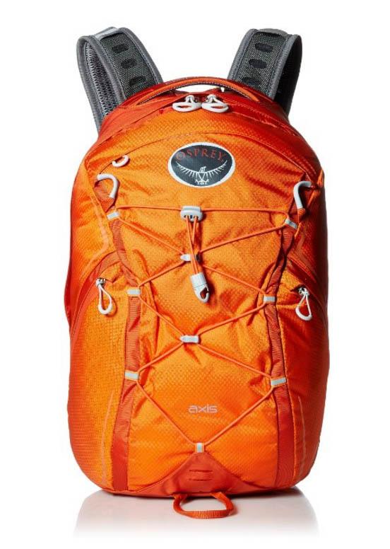 Orange Osprey Daypack