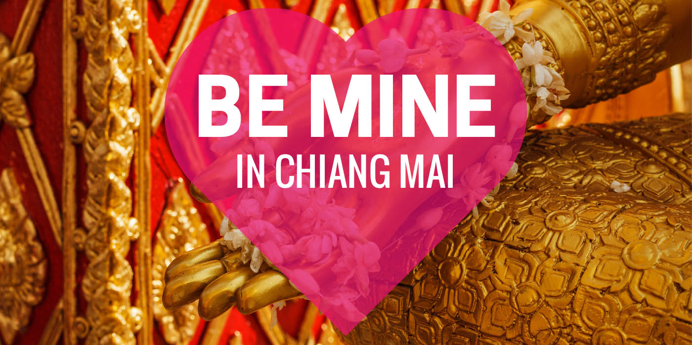 Be Mine in Chiang Mai | Valentines for Travel Bloggers