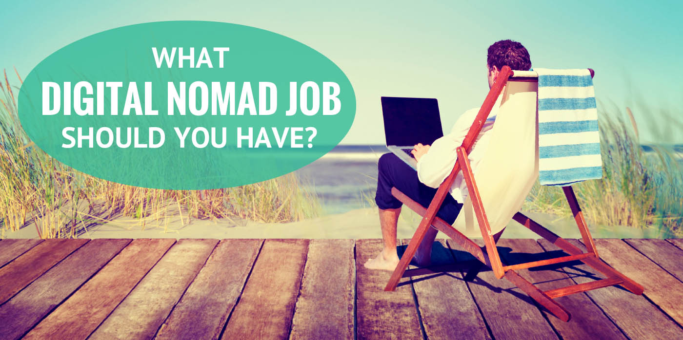 QUIZ: What digital nomad Job should you have?